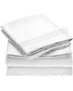King Linen Sheet Set